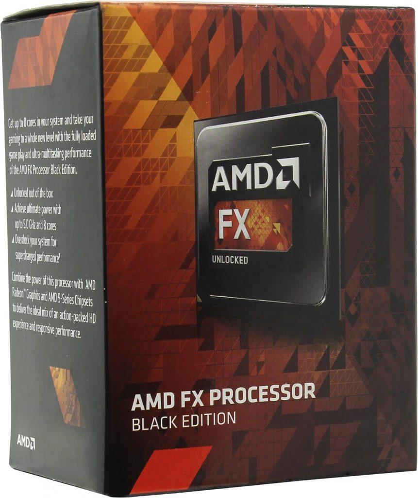 AMD FX-6300 6-ядерный процессор Black Edition