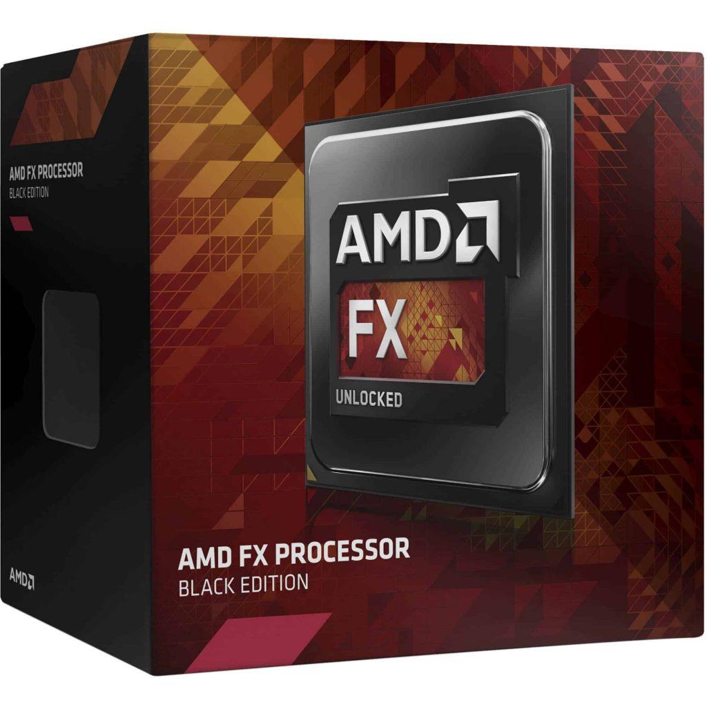 AMD FX 4-Core Black Edition FX-4300