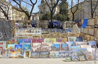 продажи картин