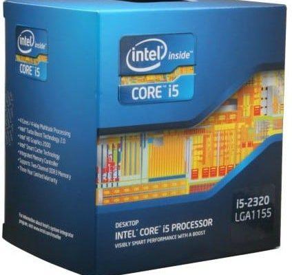 Какие видеокарты подойдут для i5-2320