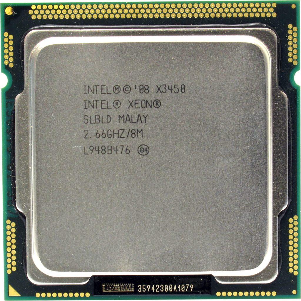 Xeon 3450