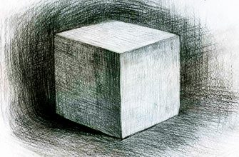 Легкие идеи для рисования карандашом для начинающим