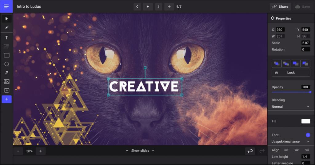 Лучшее приложение для творческих людей - ludus.one