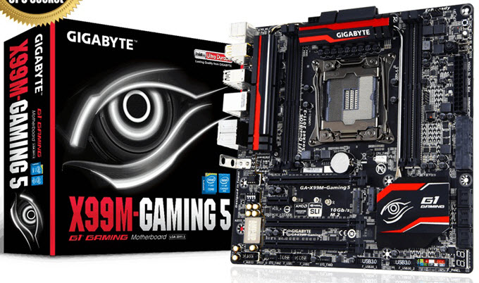 Надежная материнская плата micro-ATX от Gigabyte на базе набора микросхем Intel X99 Express. Эта материнская плата X99 Gigabyte поддерживает процессоры Intel Core i7 и процессоры Intel Xeon E5-1600 / E5-2600 / E5-4600 v3 / v4 в корпусе LGA2011-3. Этот mATX X99 mobo поставляется с тремя слотами PCI-e x16 и поддерживает технологии Nvidia и AMD с несколькими графическими процессорами, включая NVIDIA Quad-GPU SLI, 2-way NVIDIA SLI и AMD Quad-GPU CrossFireX, 2-way AMD CrossFire.