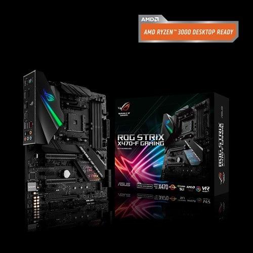 Разъем AM4 для процессоров AMD Ryzen ™ Технология синхронизированного освещения RGB работает с широким ассортиментом ПК-совместимых устройств Aura Sync и включает поддержку адресуемых световых полос и Phillip Hue Встроенный радиатор M.2 обеспечивает охлаждение для диска M.2, обеспечивая стабильную производительность хранилища и повышенную надежность Возможность подключения к играм: Intel Gigabit Ethernet, LANGaurd, dual M.2, USB 3.1 Gen 2 5-полосная оптимизация: автоматическая настройка всей системы, обеспечивающая профили разгона и охлаждения, разработанные специально для вашей установки Игровое аудио: SupremeFX S1220A объединяется с Sonic Studio III для создания звукового ландшафта, позволяющего глубже погрузиться в действие. Gamer's Guardian: предварительно смонтированный щит ввода / вывода, слот ASUS SafeSlot и премиальные компоненты для максимальной выносливости.