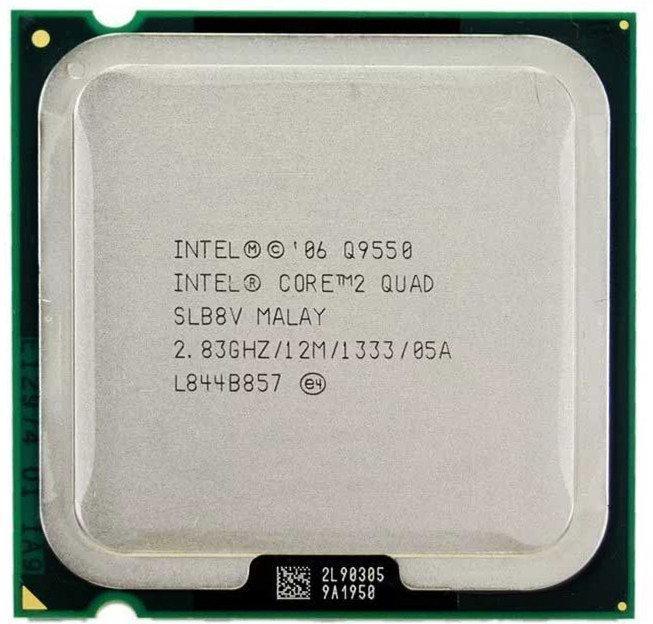 Core2 Quad Q9550