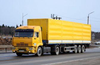 Сколько в России зарабатывают дальнобойщики в месяц?