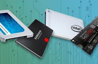 Лучшие производители SSD