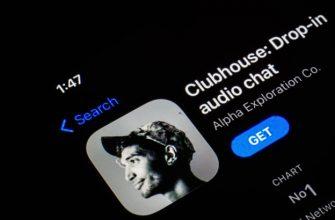 Как удалить аккаунт в Clubhouse